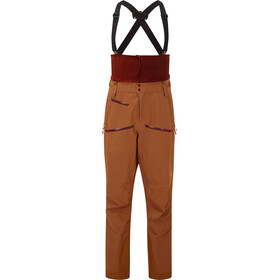 Rab Khroma GTX Bibs Men, red earth